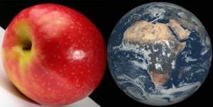 apple-earth